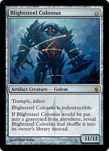 Blightsteel Colossus