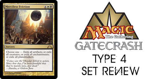 Gatecrash Type 4 Set Review