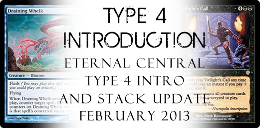 Type 4 Introduction