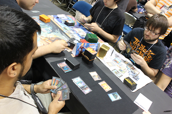 Vintage Saturday 12pm Mith Rao (Young Pyromancer RUG Gush) vs. Jesse Martin (TPS)