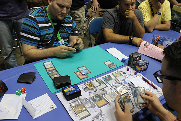 Vintage Saturday 12pm Finals Mike Solymossy (Doomsday) vs. Jordi Amat Puig (Forgemaster Workshops)