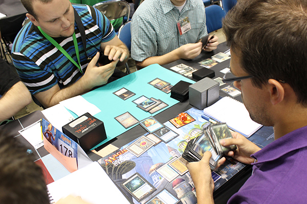 Vintage Saturday 12pm Mike Solymossy (Doomsday) vs. Camille Brunel (Young Pyromancer 4C Tempo)