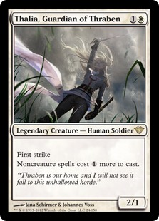 Thalia Guardian of Thraben