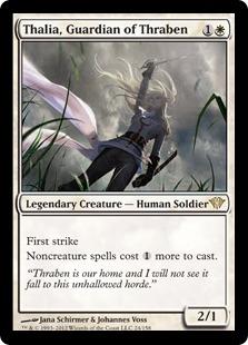 Thalia Guardian of Thraben