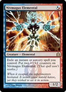 Nivmagus Elemental