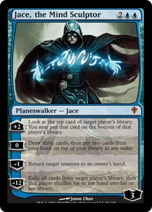 Jace the Mind Sculptor
