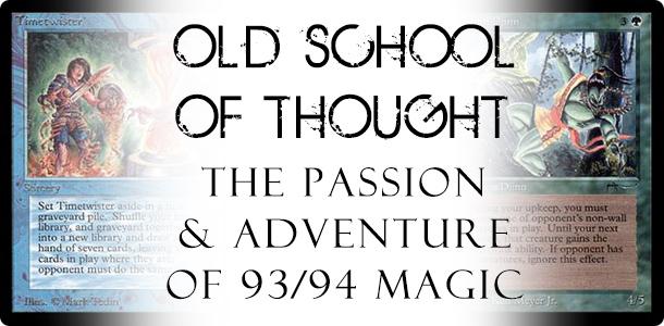 OldSchoolofThought