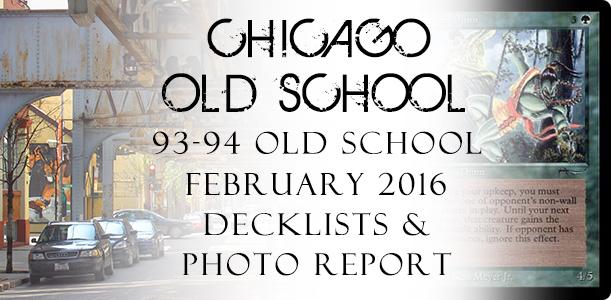 ChicagoOldSchool022016Report