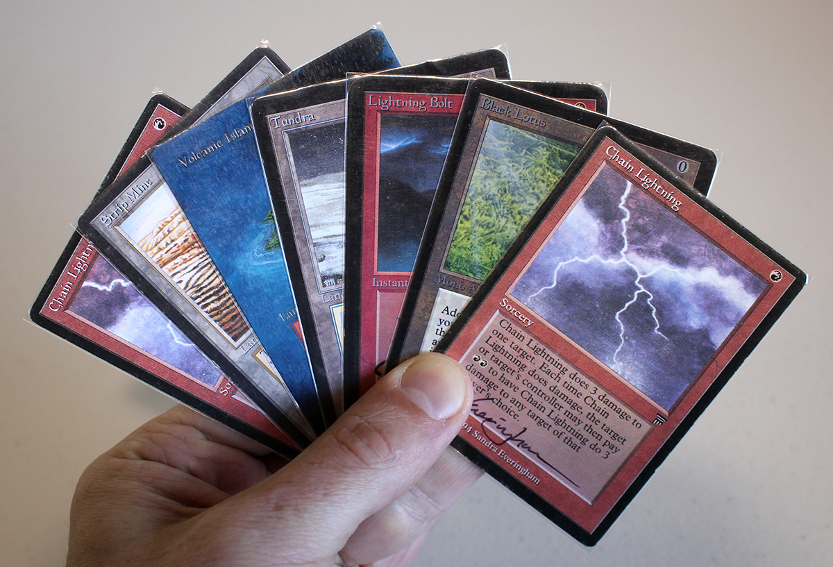 Old School Magic 93-94 – Story Time – Eternal Central